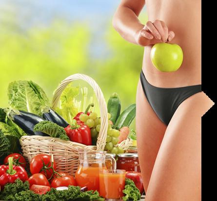 Diet & healthy food in Wellness Center, Javea