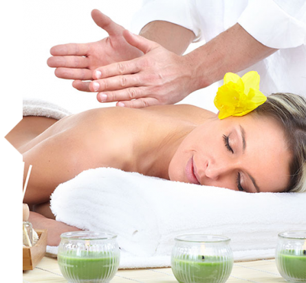 massage in Wellness Center, Javea